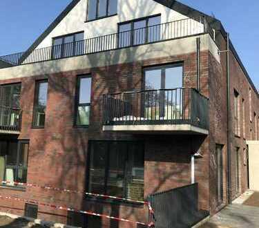3 Zimmer-Neubau-Maisonette-Wohnung mit Gartenanteil zu vermieten!
