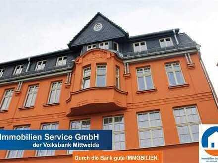moderne 4-Raum-Wohnung in historischer Schürzenfabrik im 1.OG