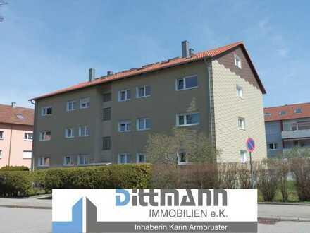 Ruhig wohnen am Hohberg! 3 - Zimmer - Wohnung mit Balkon in Onstmettingen