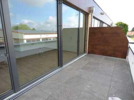 Hochwertige 2-Zimmer-Wohnung mit Balkon ca. 1,5 km östlich von Memmingen