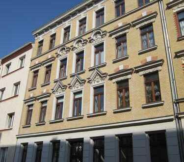 3-Zimmer-Wohnung mit Balkon in Stötteritz