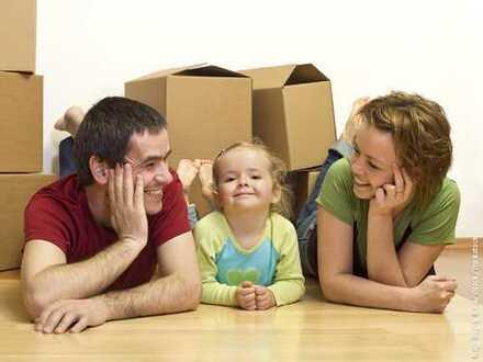 Familiewohnung sucht neue Bewohner!