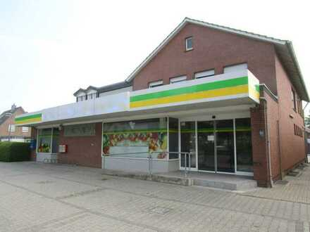Einzelhandelsfläche in Siedlungslage von Ibbenbüren zu vermieten