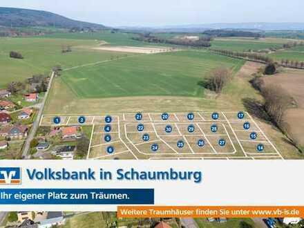 """Neubaugebiet in Auetal-Rehren """"Teichbreite"""""""