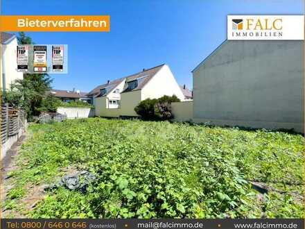 Seltene Gelegenheit:  Baugrundstück im Ortskern von Viernheim