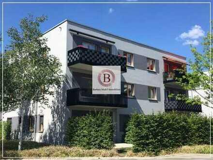 Ab 01.08. 2019: Im Grünen Wohnen: Top 3 Zimmer-Wohnung im Wohnpark Grünau
