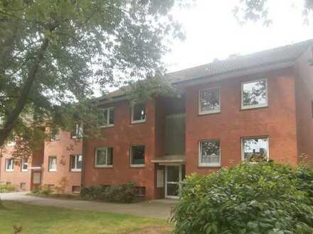 Helle 4-Raum-Wohnung mit Balkon in zentraler Lage in Buchholz