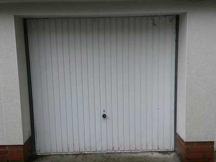 Garage für Motorräder zu vermieten!