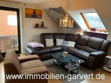 Gemütliche 2-Zimmer-Wohnung im Dachgeschoss in Borken, Lange Stiege