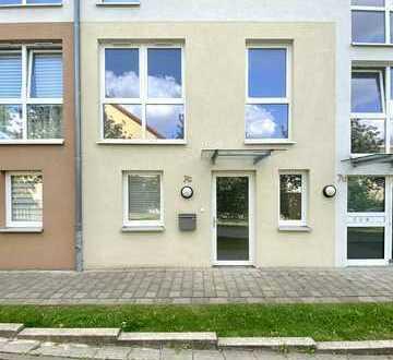 Tolles Reihenmittelhaus (3 Zimmer) mit Einbauküche in begehrter Lage von Hannover - Bemerode