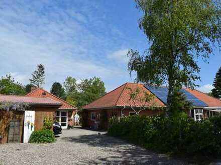 Einfamilienhaus mit Wohnkomfort auf höchstem Niveau in Süderlügum zu verkaufen.
