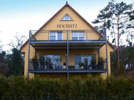 Erstbezug für elegantes Wohnen im Dachgeschoss