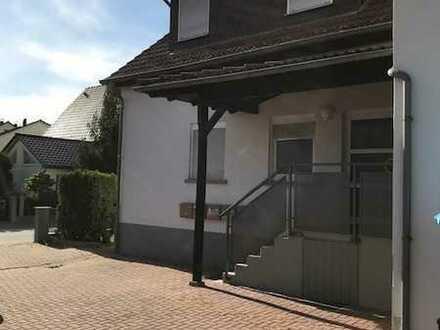 Erstbezug nach Sanierung: ansprechende 2-Zimmer-Wohnung in Zwingenberg