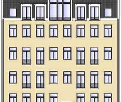 Schöne 2-Zimmer-Stadt-Wohnung mit großer Terrasse