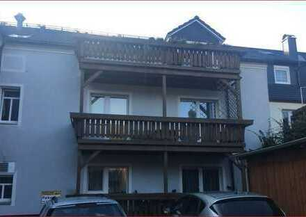 2-Zimmer Erdgeschosswohnung mit großem Balkon in Siebenlehn
