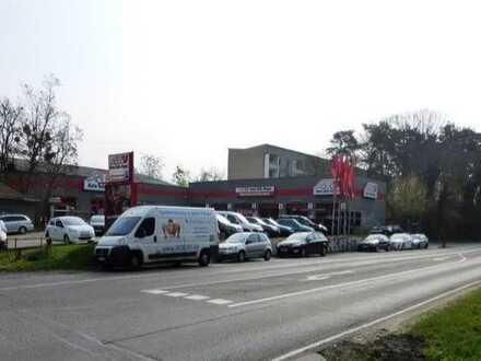 Einzelhandel von 320 m² bis 1500m²