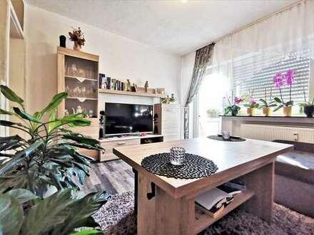 Schöne 3-Zimmer-Wohnung im Grünen, 2 Balkone, kernsaniert, 66 m²