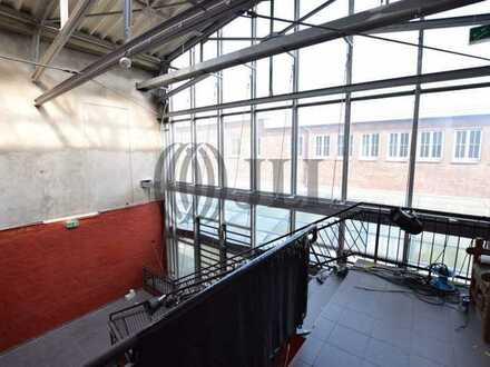 Büroflächen mit Industriecharm in Gewerbegebiet