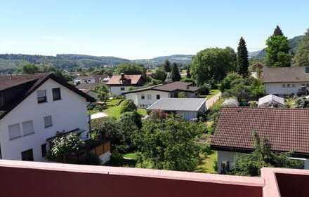 Alpenblick inkl. 3-Zimmerwhg. in Hausen
