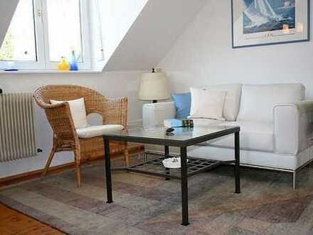 Waldkirch, modern möblierte Wohnung, sehr gepflegt