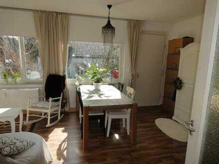 Wohnung in Gartenlage
