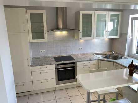 5-Zi.-Wohnung mit Garten und 2 Terrassen