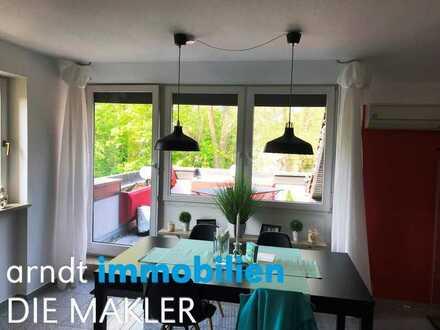 Großzügige Wohnung mit schönem Balkon und TG-Stellplatz!