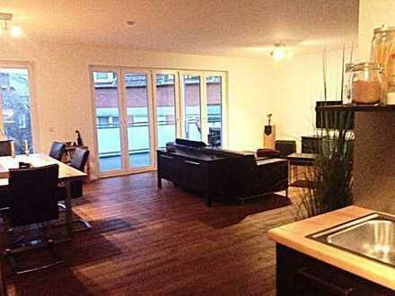 Exklusive, geräumige und neuwertige 4-Zimmer-Wohnung mit Balkon in Münster