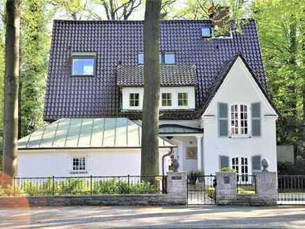 Exklusive Villa im Philosophenviertel