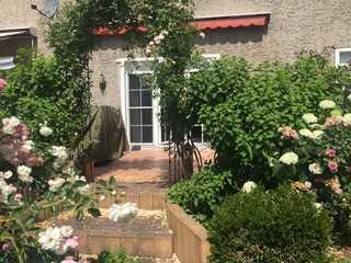 Wunderschöne ETW mit Garten direkt am Schloss Paretz