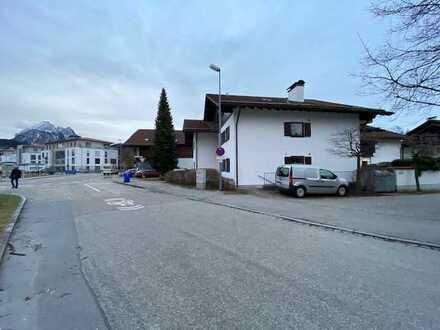 Stilvolle, gepflegte 2,5-Zimmer-Wohnung mit Balkon und EBK zentrumsnah in Füssen