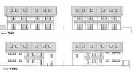 Helle Wohnungen in Niedrigenergiehaus mit großem Südbalkon bzw. Garten in zentraler Lage