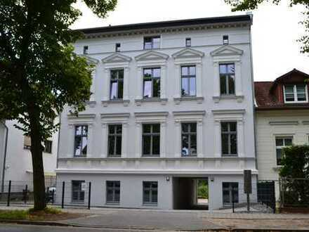 Luxus Altbauwohnung inkl. Parkplatz in der Altstadt von Angermünde