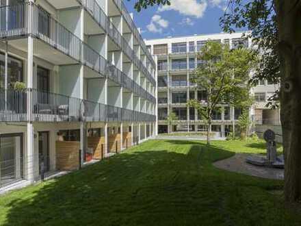 Moderne Wohnung mit Wintergarten in Bogenhausen