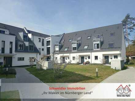 Erstbezug! 2-Zimmer-Wohntraum mit EBK & großem Balkon in Behringersdorf