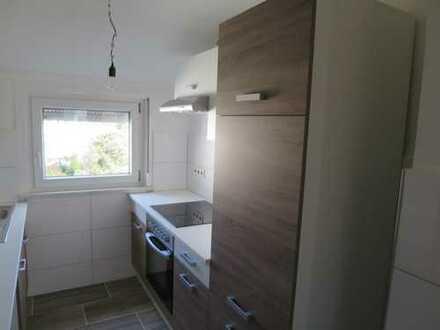 *** Nähe Finanzamt - DG-Wohnung neu renoviert mit Einbauküche ***