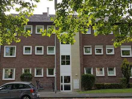 Helle 3-Zimmer-Wohnung inkl. Balkon, Gemeinschaftsgarten und Einbauküche