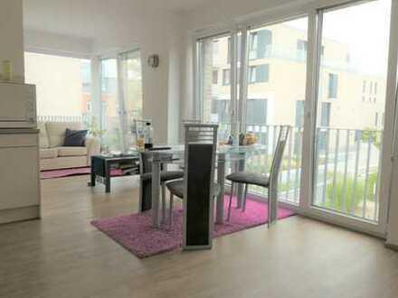 Wohnen in der Hafencity - gemütliche 2 Zimmer mit Einbauküche und großem Balkon