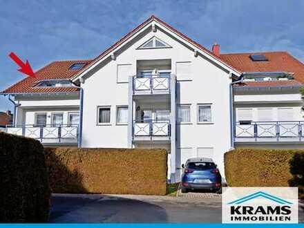 Wohnen über zwei Ebenen! Helle 3,5-Zimmer-Maisonettewohnung im Gebiet RT-Römerschanze
