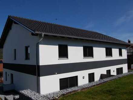 NEUBAU!!! Modern ausgestattete Doppelhaushälfte (Erstbezug) mit hochwertigem Wohngefühl in Viechtach