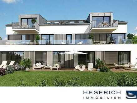 IM01 | Heller Familientreffpunkt: 3-Zimmer-Wohnung mit Dachterrasse