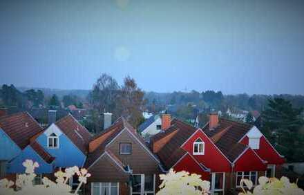 Pfiffige 1-Zimmer-Wohnung über den Dächern von Buchholz