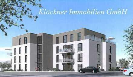 Neubau - Helles modernes Penthouse in zentraler Lage Nähe Universitätskliniken Homburg