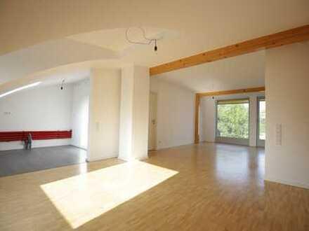 3 Zimmer Dachgeschoß Wohnung im Niedrigenergiehaus