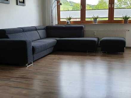 Sehr schöne, helle 3-Zimmer-Wohnung mit Balkon und EBK in Wildberg