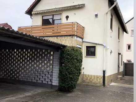 Wunderschönes freistehendes und teilmöbiliertes Einfamilienhaus in Mannheim- Feudenheim