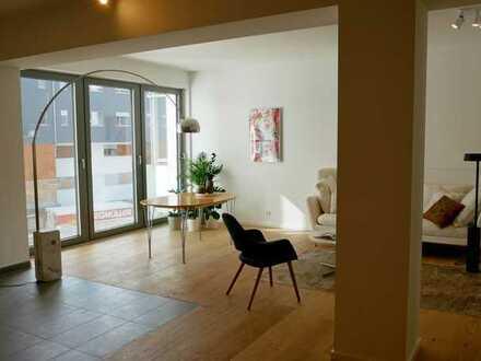 Besichtigung möglich! 2-Zimmer Wohnung mit Loft-Charakter am Wöhrder See (Erstbezug, 2.OG, ...)