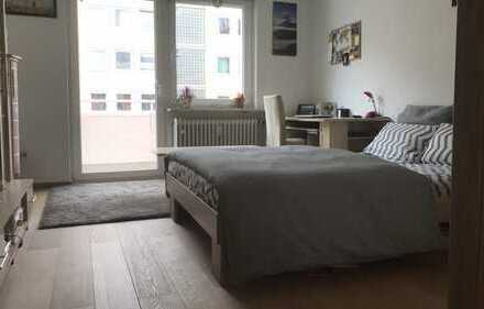 Nachmieter für 1-Raum Wohnung mit Balkon in super Lage zum 01.04.19 gesucht, Sendling-Westpark