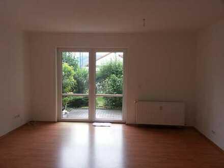 Schöne 1-Zimmer-Wohnung mit Terrasse und EBK in Coburg