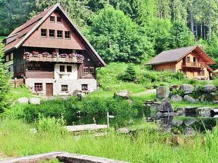 Ferien-, Gäste-, Seminarhäuser im ruhigen Tal!